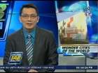 UNTV News: Iloilo City at 6 pa, kuwalipikado sa New 7 Wonder Cities of the World (MAR042013)