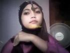 Video Cara Memakai Jilbab Paris Segi Empat Model 23 by Mersil