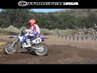 2009 Yamaha YZ250 and YZ125 - Motocross Bikes First Ride