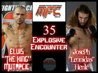 Elvis VS Joseph MCL/ACL KNEE INJURY MFC 35
