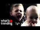 Charlie Bit My Finger Horror Remix | YouTube Trailers