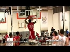 Adidas Nations Top Plays From Day 1; Byron Ziegler Posterizes Defender Off The DIME From Kasey Hill