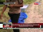 QRT: 93 akusado sa Maguindanao massacre, pinaghahanap pa rin