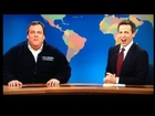 SNL Reviewed: Jeremy Renner, Petreus Sex Scandal & Chris Christie