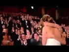 Oscars 2013: Jennifer Lawrence Trips on Her Way to Collect Best Actress Award