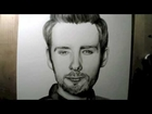 Speed drawing of TomSka - Thomas Ridgewell