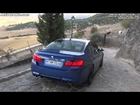 BMW M5 F10 x 3 in beautiful Southern Spain incl. revving