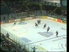 OHL goaltender scores goal in playoff game!