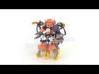 Hero Factory MOC: Nex + XT4 combiner alternate