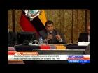 Correa recalca que Ecuador se mantiene abierto al dialogo con Londres si este retracta su amenaza