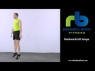 Backward roll Jumps   Exercise Demonstration by Refined Body Fitness