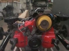 Vw Beetle Bug Start Engine - Mogi das Cruzes - SP - Brazil -