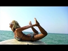 HOT BIKINI YOGA on the Board
