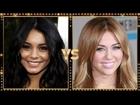 Vanessa Hudgens Vs. Miley Cyrus: Round 2