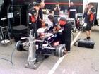 Minardi F1 2005 Car Loud Revving @Circuit Zandvoort