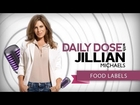 Understanding Food Labels⎢Daily Dose With Jillian Michaels | Everyday Health