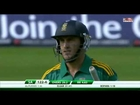 F du Plessis bowled by Ravi Bopara, wicket by Bopara