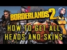 Borderlands 2 All Heads for Gaige the Mechromancer 14/14