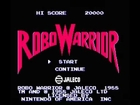 Robo Warrior (NES) Music - Stage Theme Overworld 02