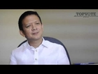 TOPVOTE 2013 Chiz Escudero: Vision for the Future