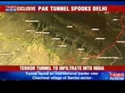 JK Secret Pakistan tunnel spooks Delhi Video The Times of India