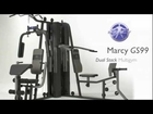 Marcy GS99 Dual Stack Multi Gym