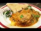 Jonna Rotte Natu Kodi Pulusu (Sorghum Roti & Country Chicken Curry) Recipe With English Subtitles
