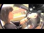 Fast Driving Girls - Jackye Mercedes SLK R171 - Mountain Roads