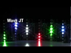 Wave JT - LED Chaser with Joule Thief