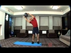Standing Side Bend with Medicine Ball - Fitness Republic
