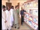 mir nadir magsi with agha feroz att national museum karachi