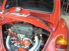 1974 model klasik volkswagen tosbağa