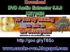 DVD Audio Extractor 5.3.0 Serial key (Keygen) free download