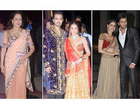 Style Quotient At Esha Deol's Sangeet - Bollywood Stylecheck