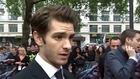 Andrew Garfield and Emma Stone at UK Spider-Man premiere