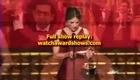 Julia Louis-Dreyfus Accidentally Reads Amy Poehler_s Acceptance Speech - Emmy Awards 2012