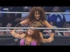 WWE DIVAS - Layla El vs. Eve Torres