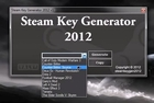 Steam Key Generator Keygen 2012 MW3 DOTA2 SKYRIM L4F2 MS3 PL