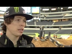 Supercross LIVE! 2013 - Behind the Scenes with Darryn Durham in Arlington